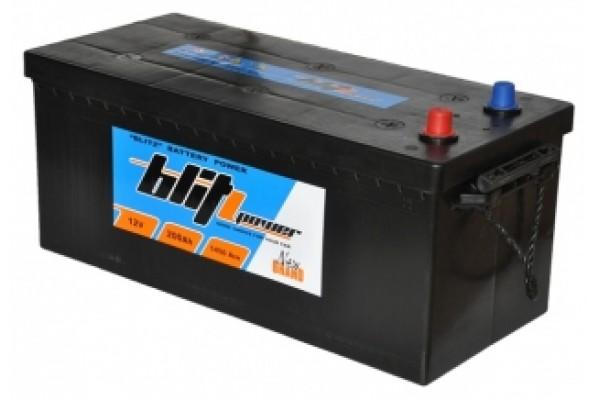 Blitz Power 200Ah 1450A 12V akumuliatorius
