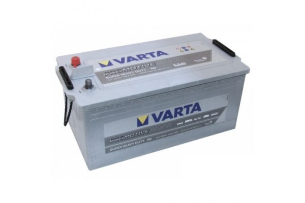 Akumuliatorius VARTA 225 Ah 1150 A EN 12V