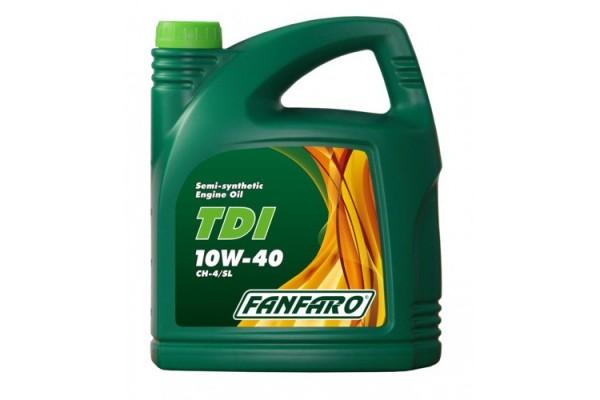 Fanfaro 10w40 TDI Alyva 5L