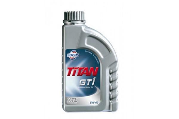 Fuchs 5W40 TITAN GT1 1L