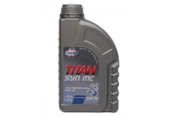 Fuchs 10W40 TITAN SYN MC 1L