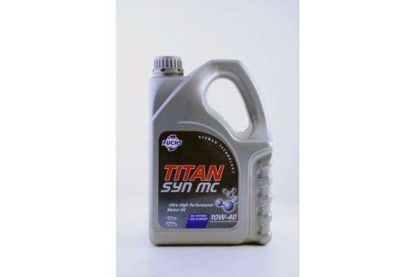 Fuchs TITAN SYN MC 10W40 4L