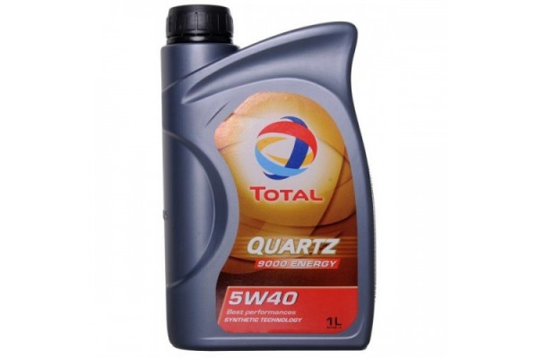 Alyva TOTAL Quartz 9000 Energy 5W40 1L