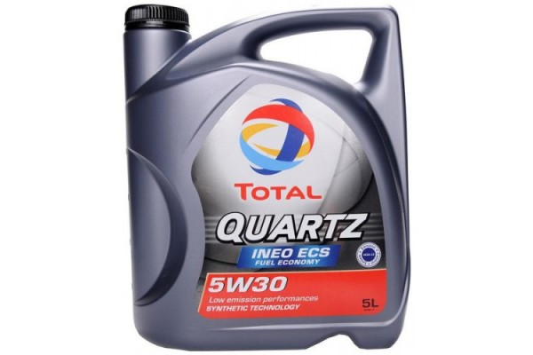 Alyva TOTAL Quartz Ineo ECS 5W30 5L