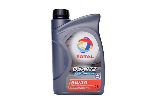 Alyva TOTAL Quartz Ineo L-LIFE 5W30 1L