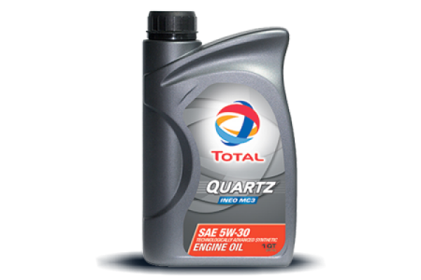 Alyva TOTAL Quartz Ineo MC 3 5W30 1L