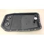 BMW 6HP26 originalus automatinės pavarų dėžės filtras su karteriu ZF - 6HP26 / 6HP28 / 6HP32 - 24117571227